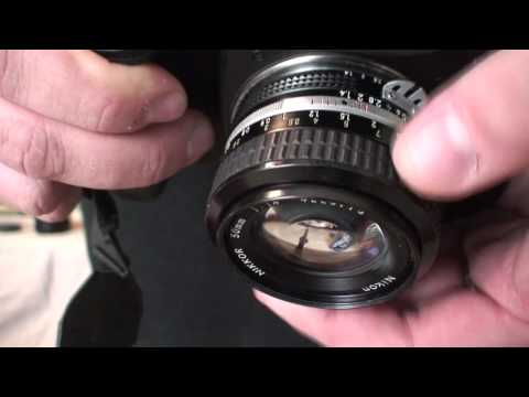 Canon 7D - Nikon to EOS Lens Adapter