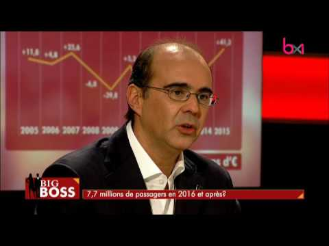 Emission BIG BOSS : Brussels Airlines