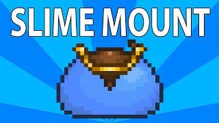 Poradnik Terraria 1.3 - Slime Mount (Slimy Saddle)