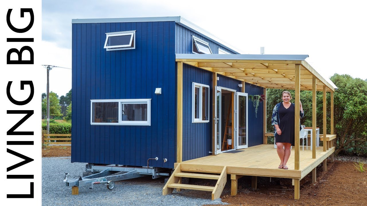 Young Woman S Incredible Tiny Forever Home Youtube