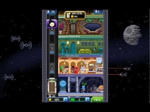 Star Wars: Tiny Death Star Gameplay (No Commentary)