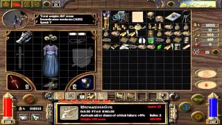 Let's Play Arcanum part 24 : Ashbury (Sidequests 1)