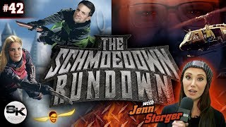 Schmoedown Rundown #42 with Jenn Sterger