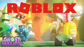 ROBLOX: Ghost Simulator| New Update
