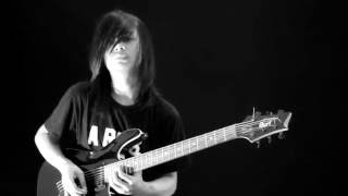 Jeje GuitarAddict - Out Of Control (Guitar Playthrough)