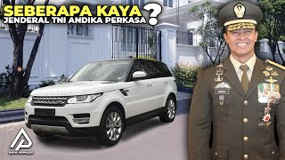 Lebih Kaya Dari Presiden Jokowi? Segini Koleksi Mobil Mewah dan Kekayaan Jenderal TNI Andika Perkasa