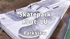 Skatepark Root, LU / Schweiz (#ParkView Tour 172)