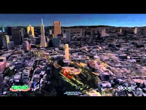 NORAD sulle tracce di Babbo Natale - San Francisco, California
