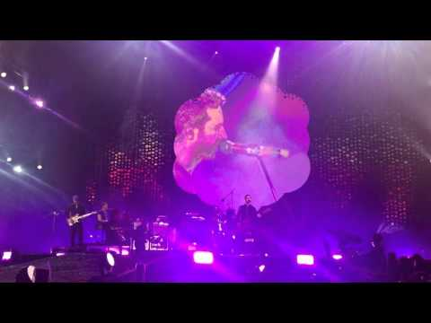 Coldplay en Chile 2016 - Paradise (Estadio Nacional HD)