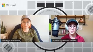 8-Bits Hosted by Chloe Condon + Brandon Minnick, with guest Jay Gordon