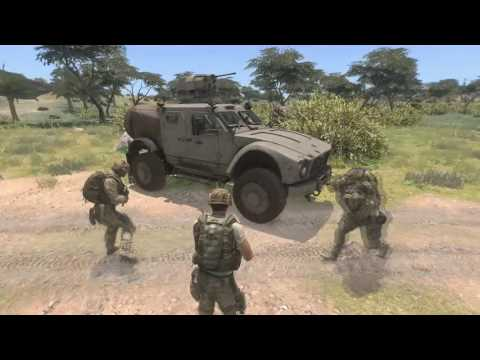 Arma 3 - Fourth Brigade Combat Team OP