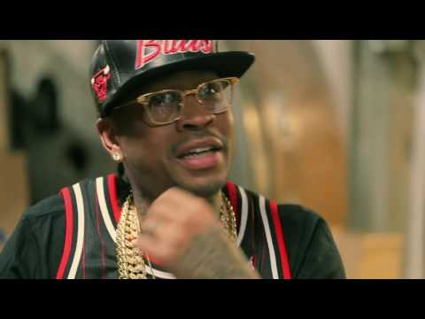 Allen Iverson names his top 5 NBA players and top 5 rappers (2016)