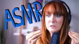 Der Versuch einer ASMR Reaktion auf einen ASMR Test