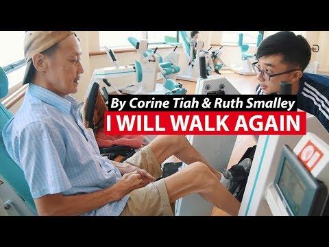 I Will Walk Again: Granddad Defies Ageing In 12-Week Challenge | CNA Insider