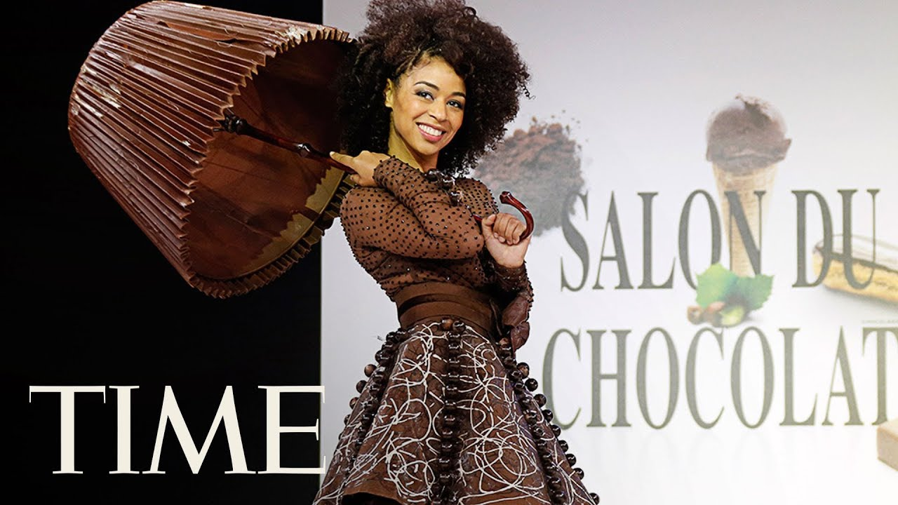 Chocolate Fashion Show 2017 Part 2: The Finest Chocolate ...