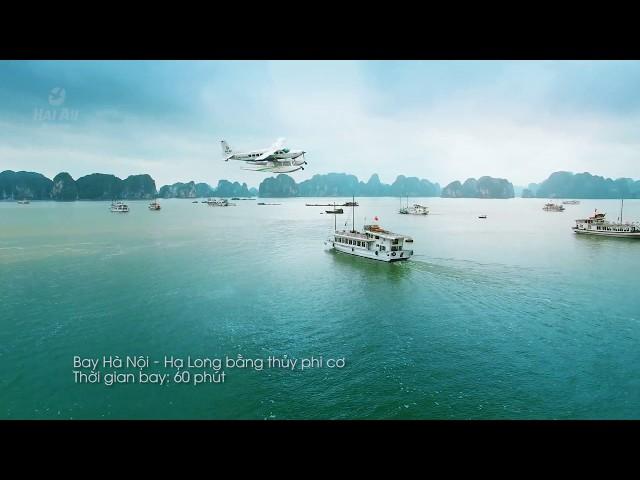 Du lịch Hạ Long cùng Thủy phi cơ & Du thuyền Emeraude