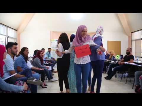 Aflatoun training in the Bekaa valley Lebanon