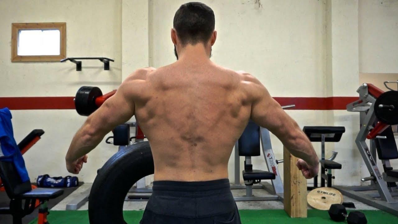 Triceps Mass Building Bodyweight Workout (NO EQUIPMENT ...