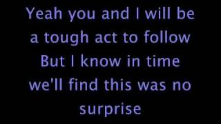 No Surprise - Daughtry (lyrics)