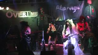 Blue Angel - Lay It On The Line (HD 720p)(@Overtime - Oct  25th, 2014)