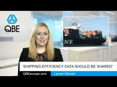 'Shipping efficiency data should be shared'