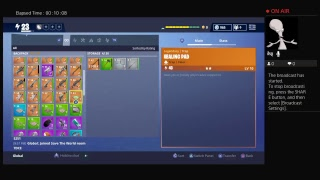 Giveaway for a 2 106s fortnite sve the world