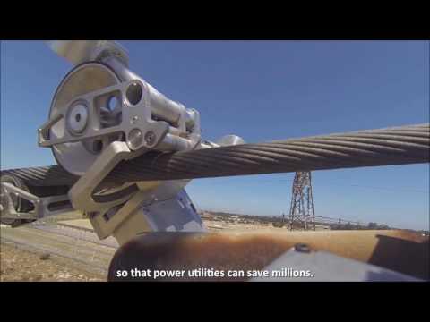 Power Line Inspection Robot - University of KwaZulu-Natal