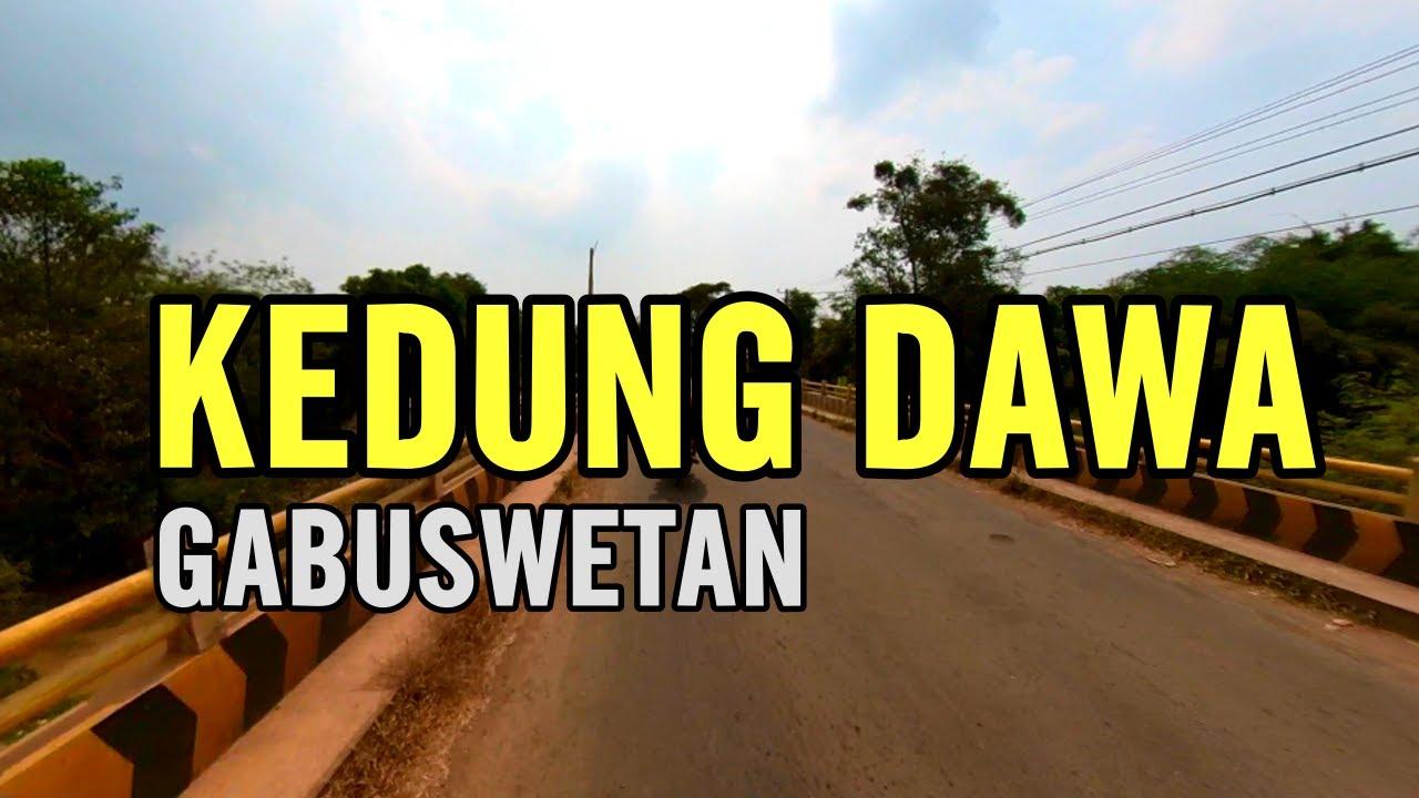 OTW : Jalur Lintas Jalan Desa Kedungdawa - Gabuswetan Indramayu