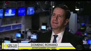 Domenic Romano on CBS This Morning - The