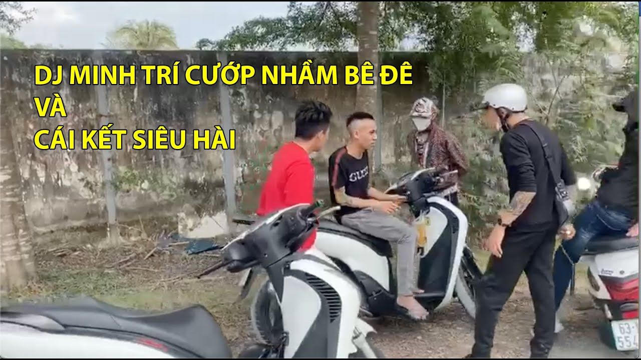 Tiểu Phẩm Hài , Team Minh Trí Cướp nhầm Bê Đê