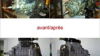 rebuild pump tdi restauration pompe tdi 110 afn