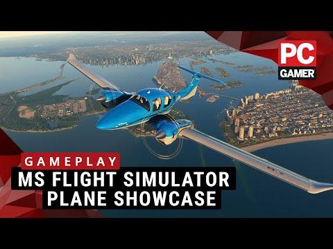 Microsoft Flight Simulator Gameplay | Plane Showcase