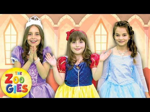 the-zoogies---clap-your-hands-|-disney-princess-edition-|-elsa,-snow-white,-sofia-the-first