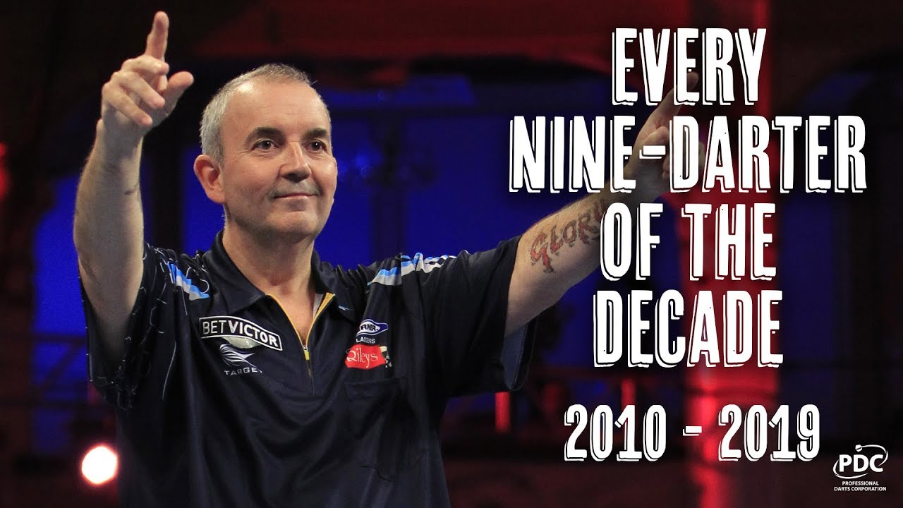 Every Televised Nine-Darter of the Decade | 2010-2019