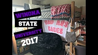 COLLEGE MOVE IN DAY VLOG | WINONA STATE UNIVERSITY