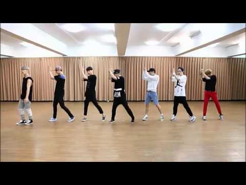 [Mirrored] GOT7 LAUGH LAUGH LAUGH Dance Practice