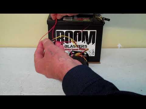 Boom Blasters Musical Car Horns Installation Tutorial