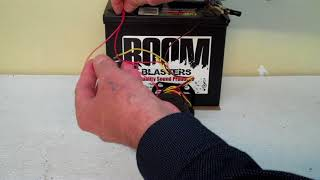 Boom Blasters Musical Car Horns Installation Tutorial