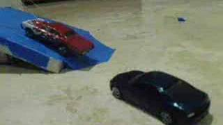 The Ultimate Hot Wheels Car Chase