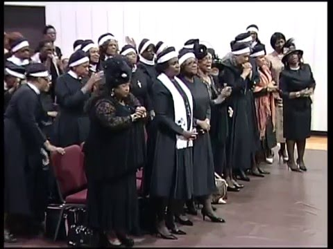 """Being Satisfied With Christ"" #3 Bishop William S. Wright Sr./Liberty COGIC"