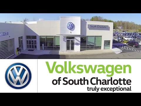 Saving You Time and Money - Volkswagen of South Charlotte