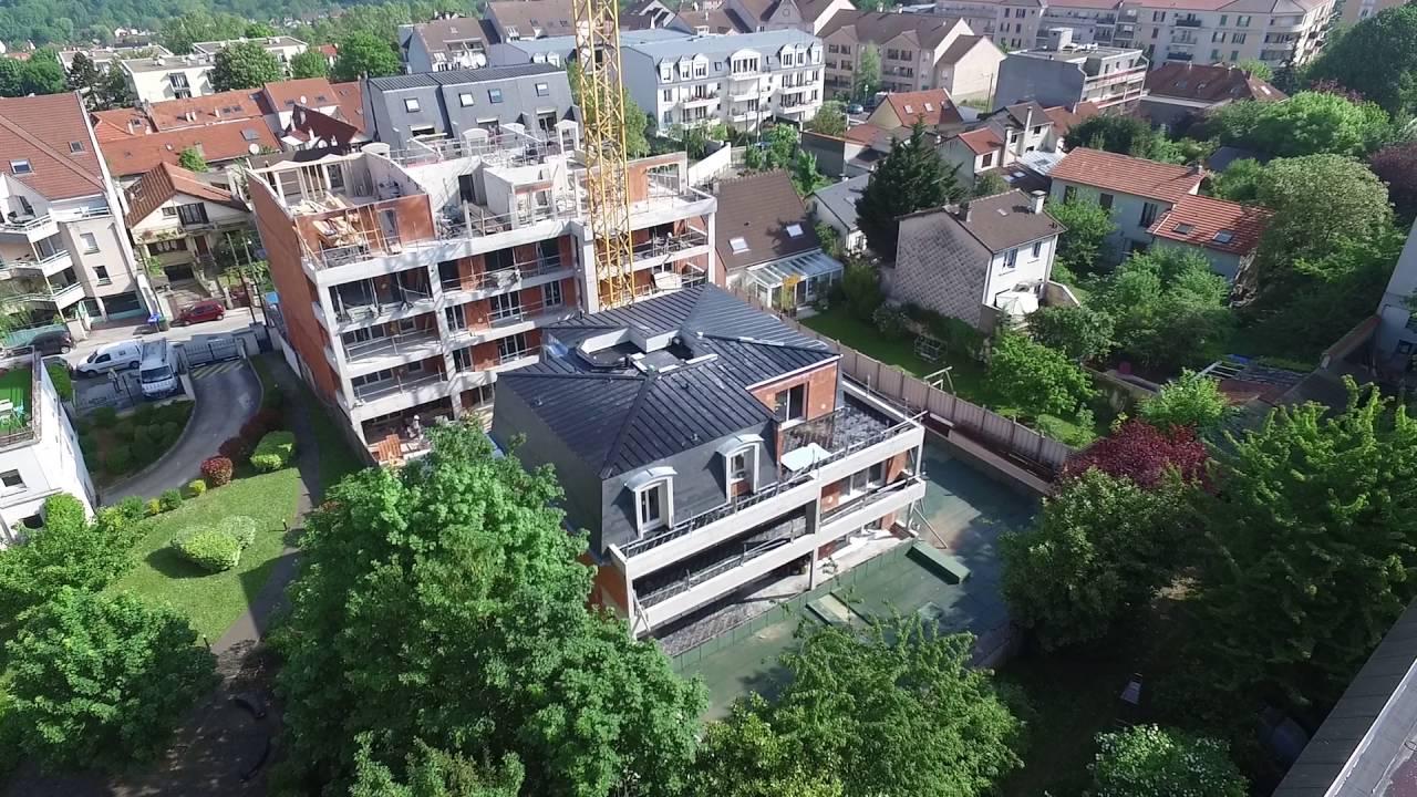 Le lina construction noisy le grand suivi de chantier 17 for Noisy le grand garage