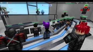ROBLOX - Sleet Clan Training With FEAR Pt. 1