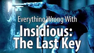 Everything Wrong With Insidious: The Last Key thumbnail