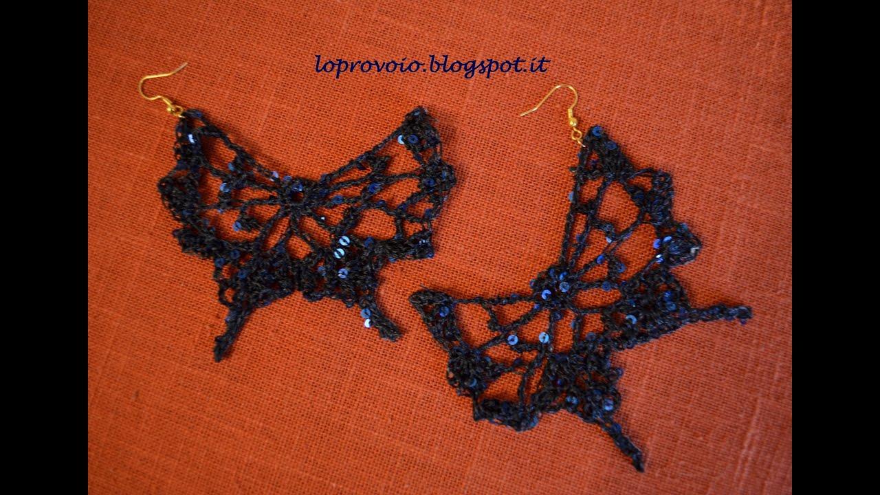 Farfalla Alluncinetto Diy Youtube