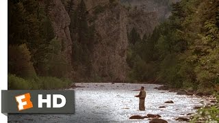 A River Runs Through It (8/8) Movie CLIP - Haunted by Waters (1992) HD