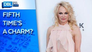 Pamela Anderson Secretly Marries Bodyguard, Ditches Social Media