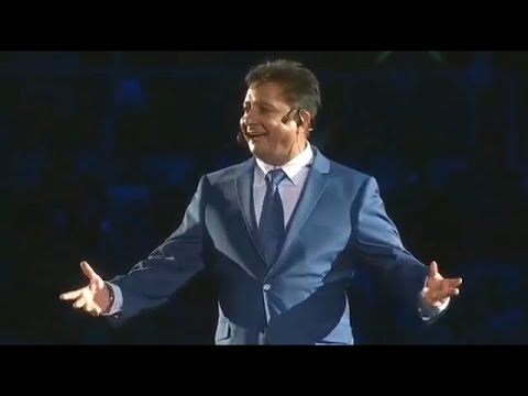 Chak De India | Sukhwinder Singh Live Performance 2018