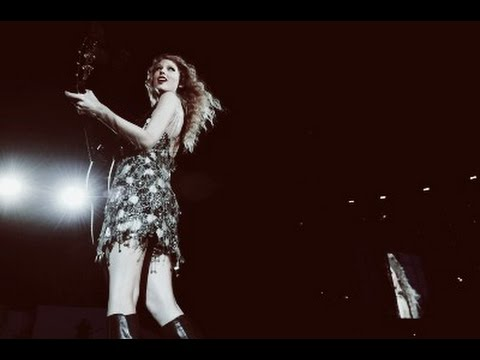 Taylor Swift -  Our Song  (Fearless Tour...