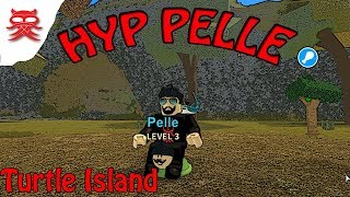 Hyp Pelle - Turtle Island - Dansk Roblox
